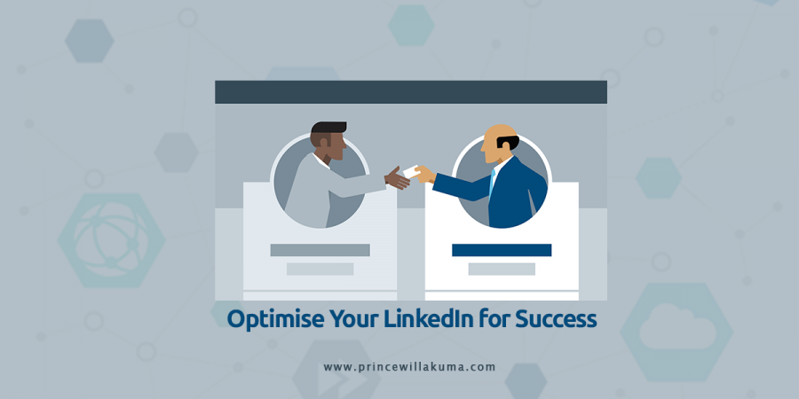 optimise your linkedin profile