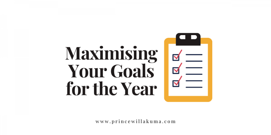 Focus on focus; the art of maximising your goals for the year