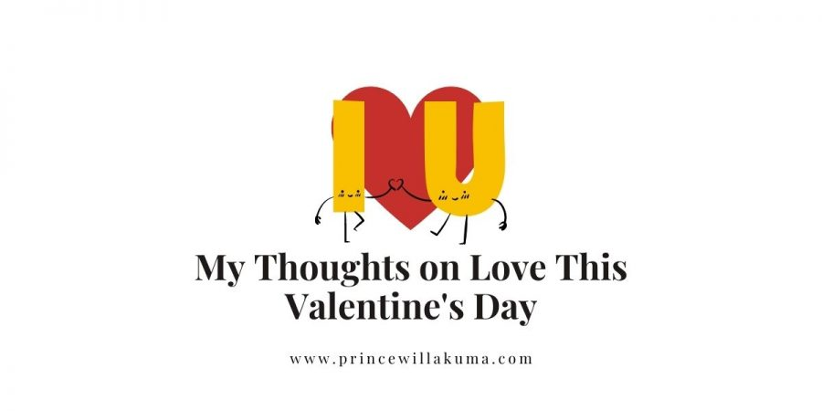about love on valentines day